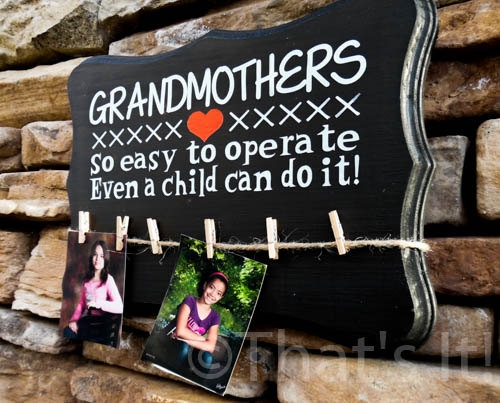 grandmother handpainted photo display.jpg