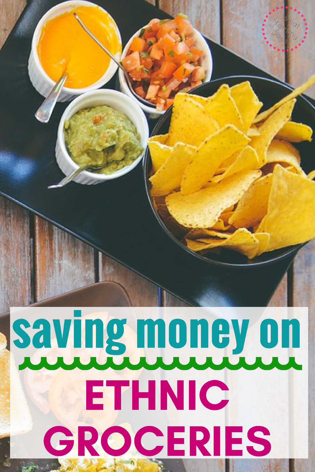Saving Money on Ethnic Groceries - Learn how you can save money on grocery shopping for ethnic foods!