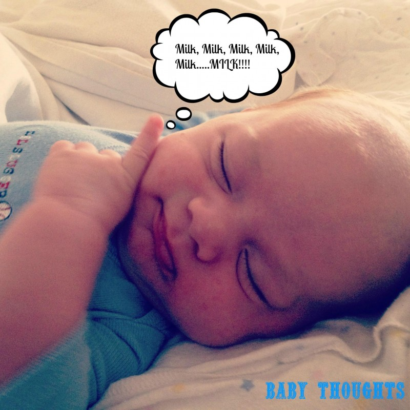 What Do Babies Dream About?
