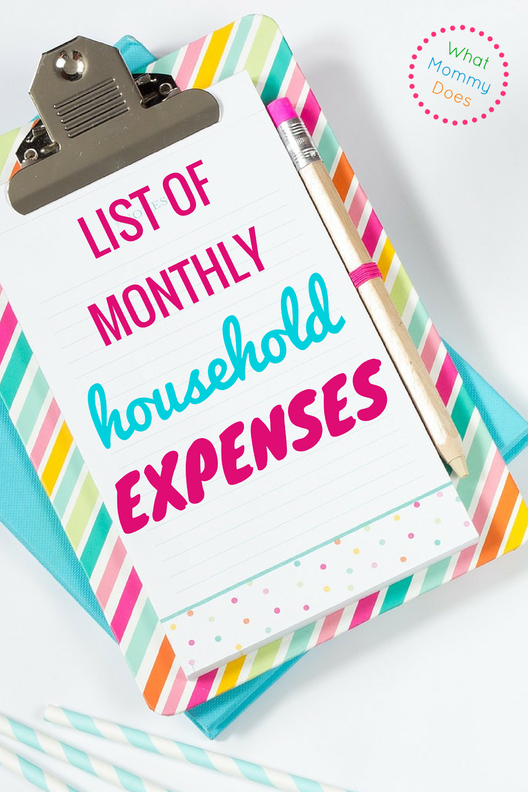Read this monthly expenses list so you will be able to create budget that saves money for your family!