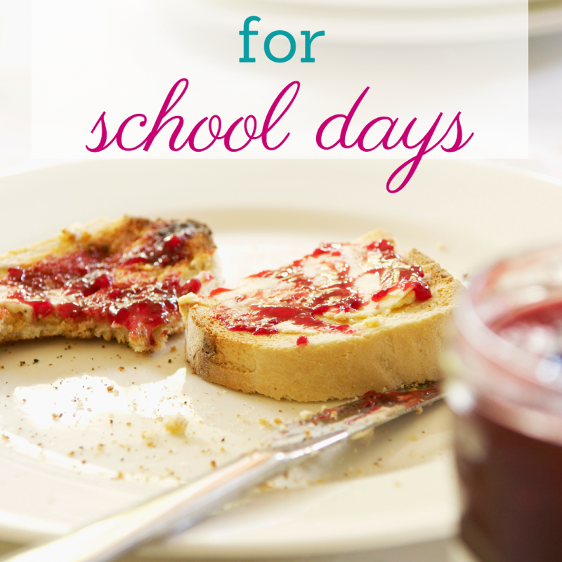 Check out these easy and breakfast ideas for kids!
