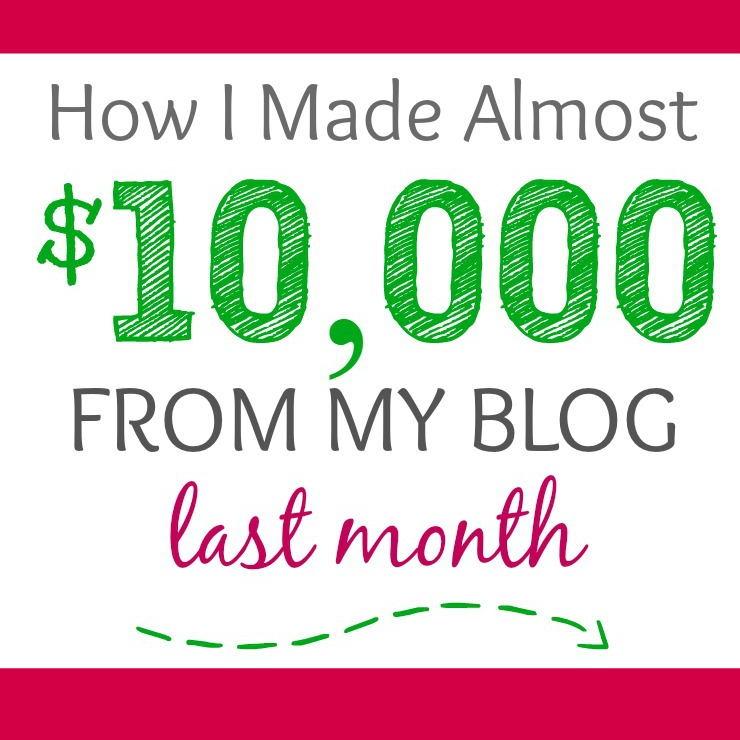 Square How I Made Almost 10000 from my blog last month - January 2016