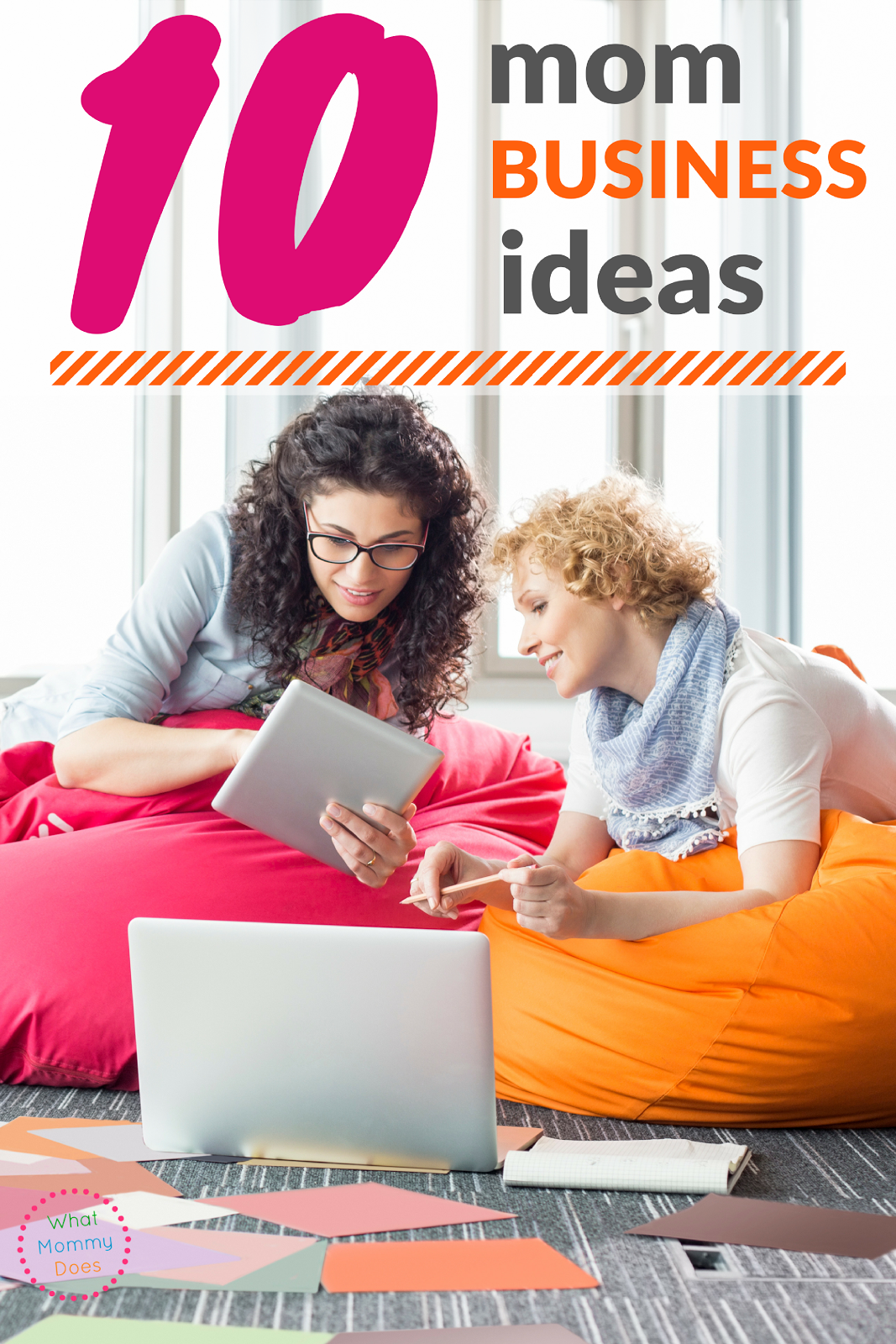 10 Home Business Ideas For Moms Make Money On The Side What Mommy Does