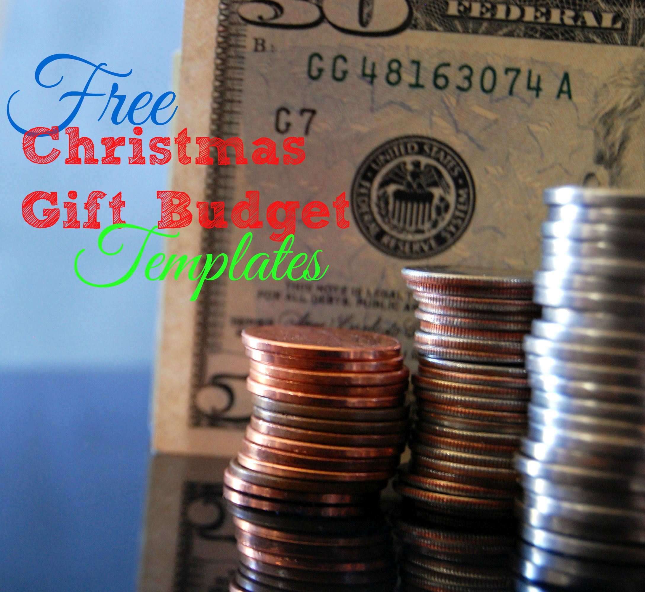 Free Christmas Gift Budget Templates to Download