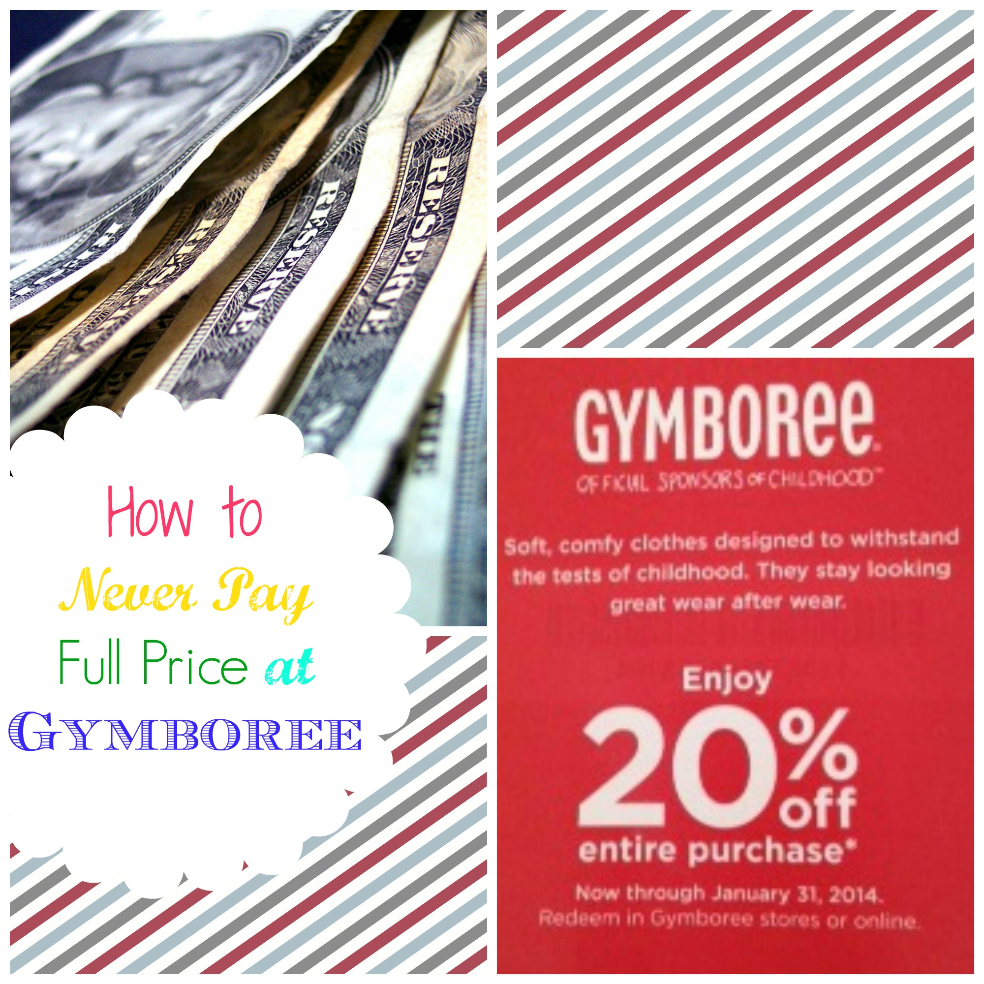 Gymboree coupon code