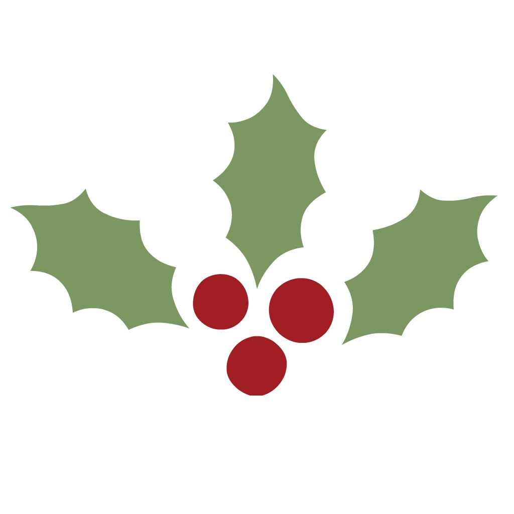 Christmas Cutout Patterns.Holly Leaf Templates Free Printable Patterns To Cut Out