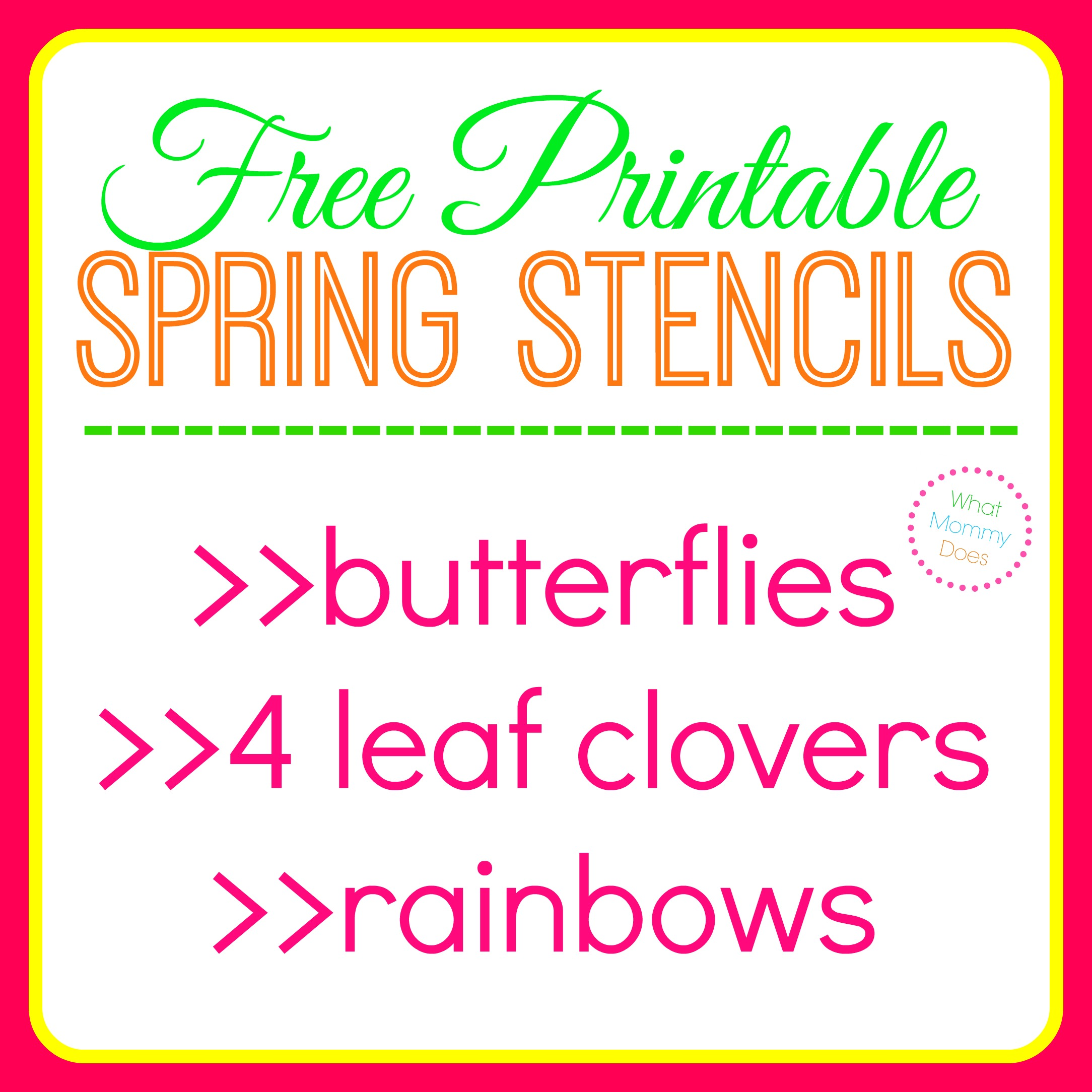 image about Butterfly Patterns Printable identify No cost Printable Butterfly Stencils, 4 Leaf Clover Types