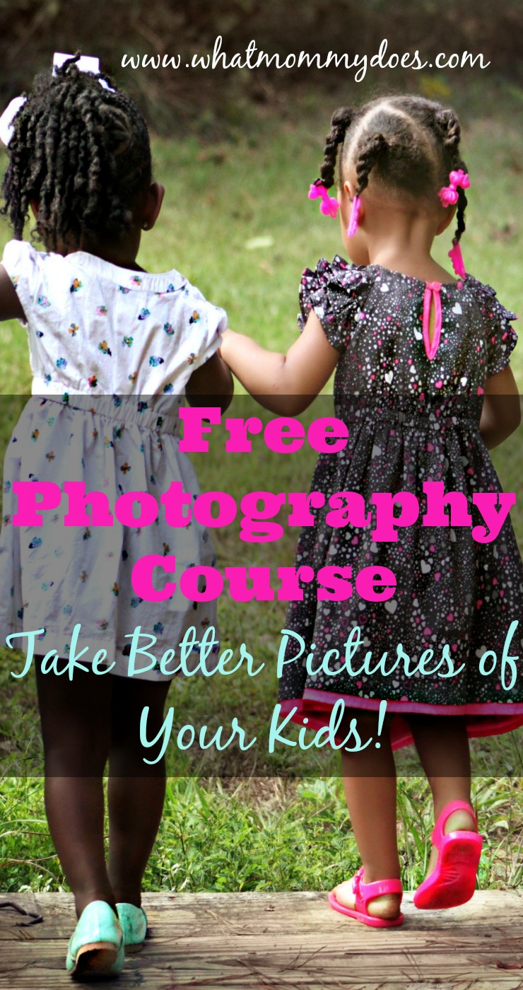 Free Photography Course - Lena