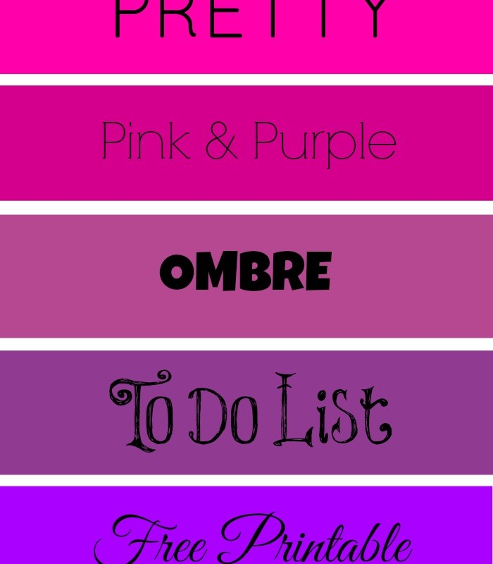 photo relating to Printable Things to Do Lists known as Towards Do Lists - What Mommy Does