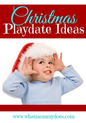 Christmas Playdate Ideas for Kids