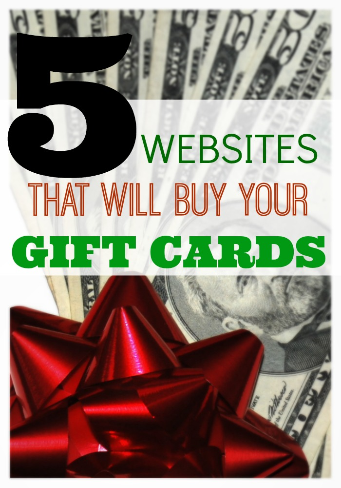 5 websites that will buy things like unused H&M gift cards