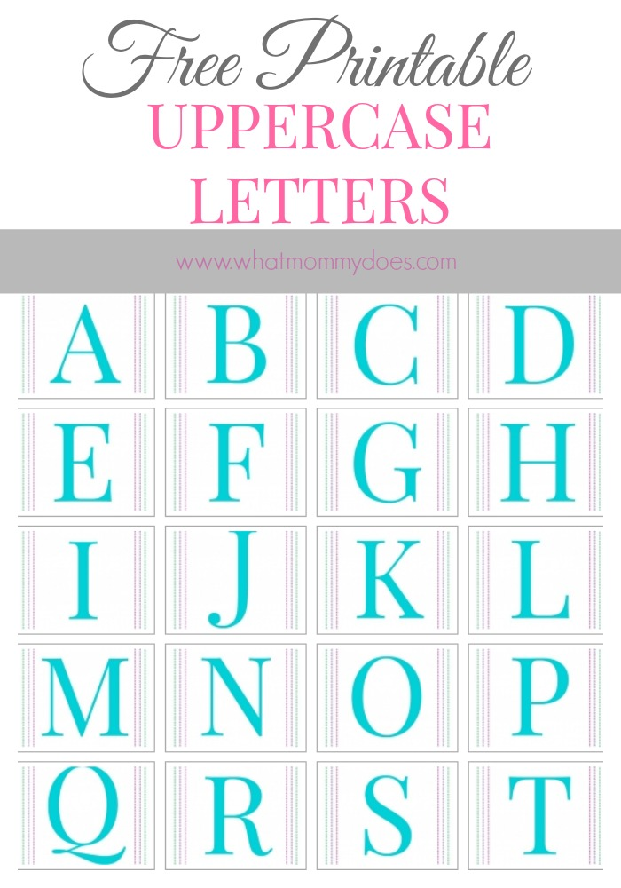 This is a picture of Intrepid Free Printable Letter