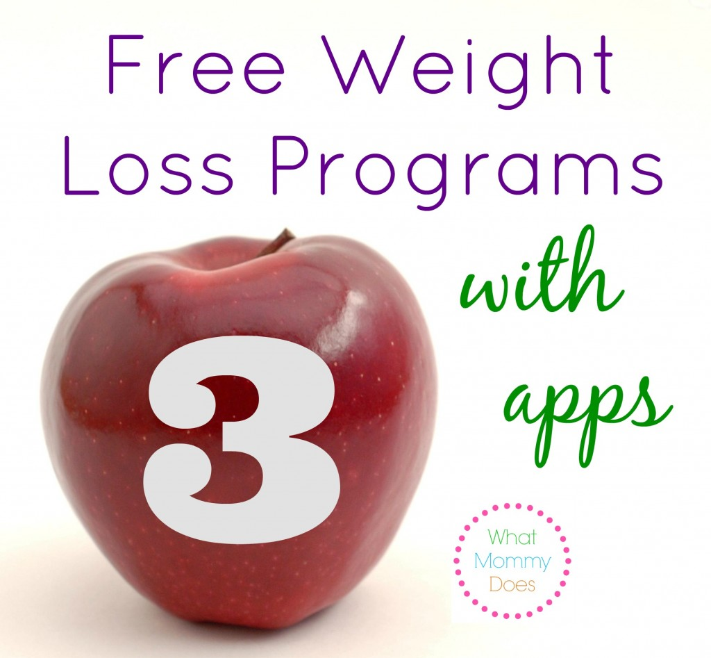 Free Weight Loss Programs with Apps - Get Food Trackers, Diet Plans ...