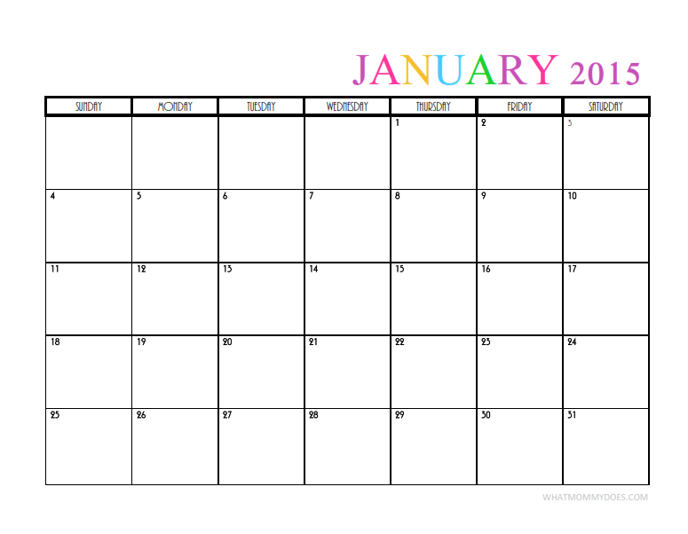3 Month Calendar Template 2015 from www.whatmommydoes.com