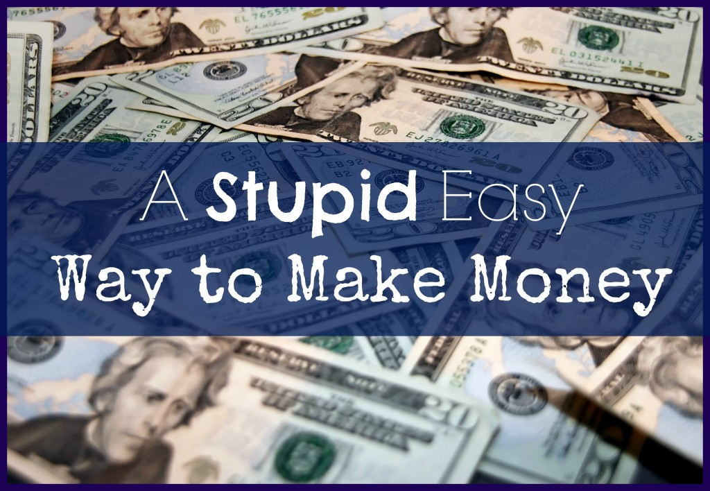 Easy way to make money in forex