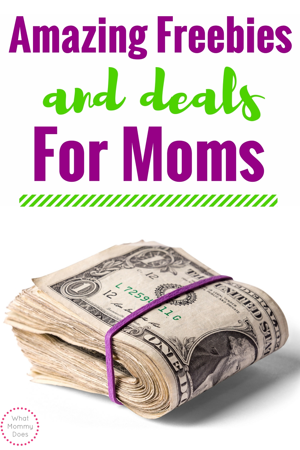 Free Stuff for Moms and Kids - There is over $275 worth of freebies for moms here! Most of them are free baby items, but you may find someone for yourself too.