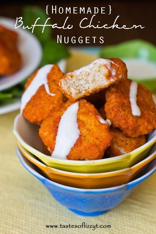 Homemade-Buffalo-Chicken-Nuggets-I-Tastes-of-Lizzy-T-I