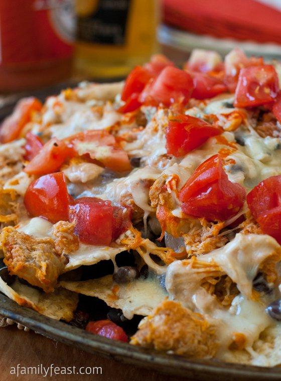 buffalo-chicken-nachos