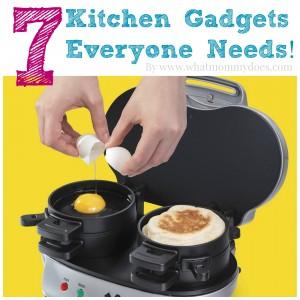 7 Kitchen Gadget Everyone Needs