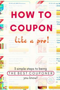 coupon best tricks - learn to coupon like a pro