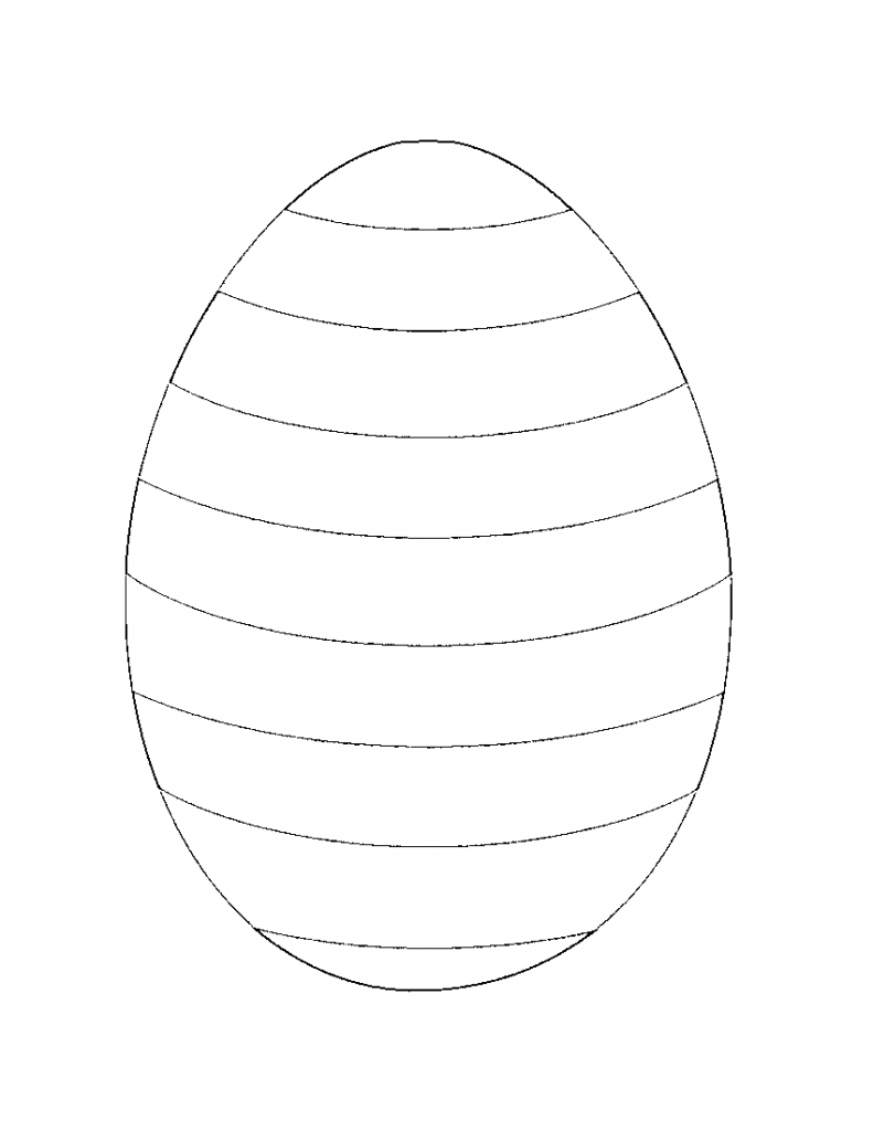graphic regarding Free Printable Easter Eggs referred to as No cost Printable Easter Coloring Web pages for Youngsters