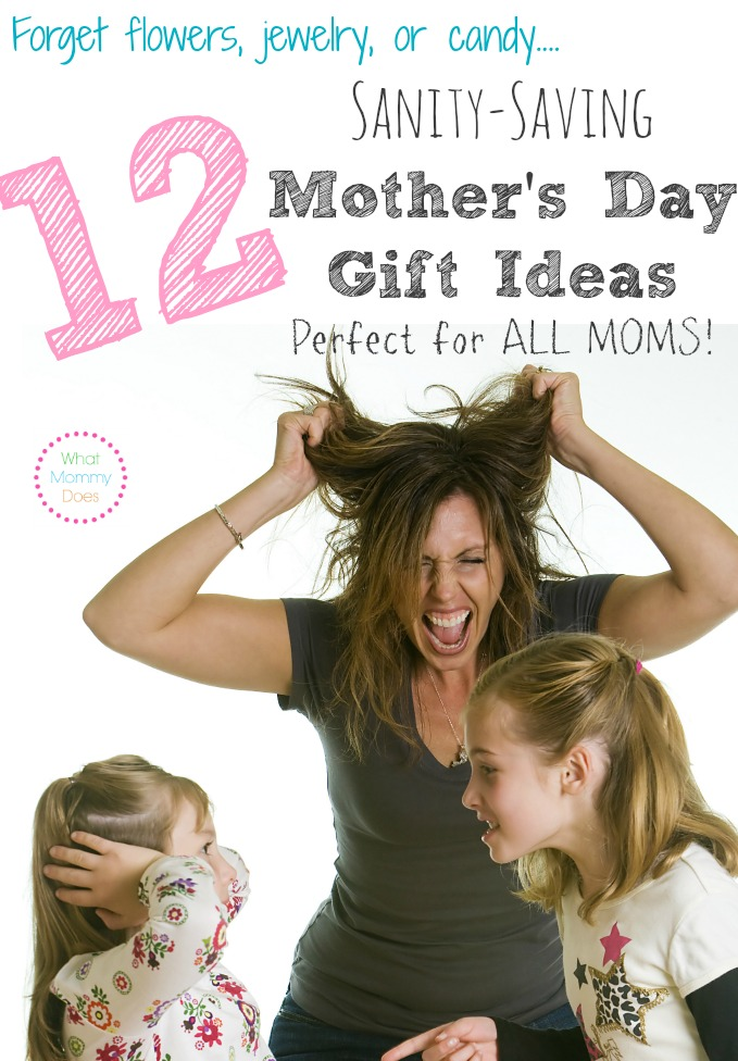 12 sanity saving mother's day gift ideas perfect for all moms