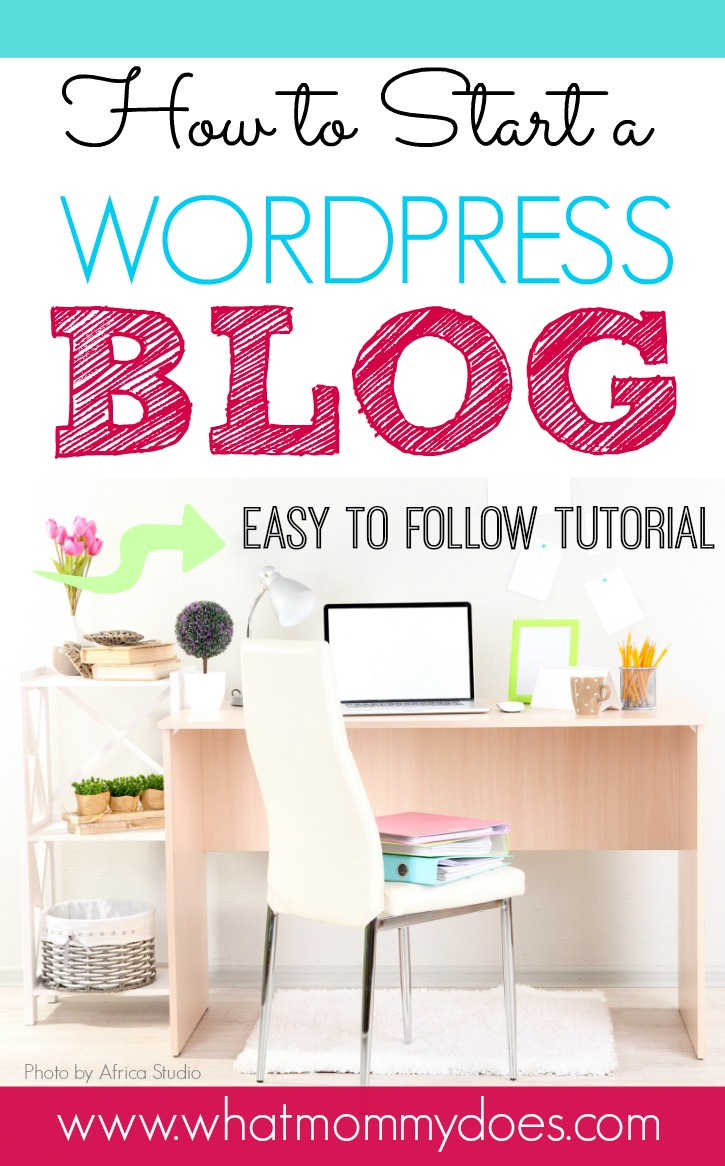 If you're thinking about starting a blog, here's a free tutorial. It will teach you how to make a WordPress website in minutes. Bluehost is a cheap & reliable way to get started blogging. With a new blog, you can make extra money writing about your passions...food, crafts, DIY projects, lifestyle, parenting, travel & more! If you're short on time, you can also download this printable blog startup checklist for free to use later.