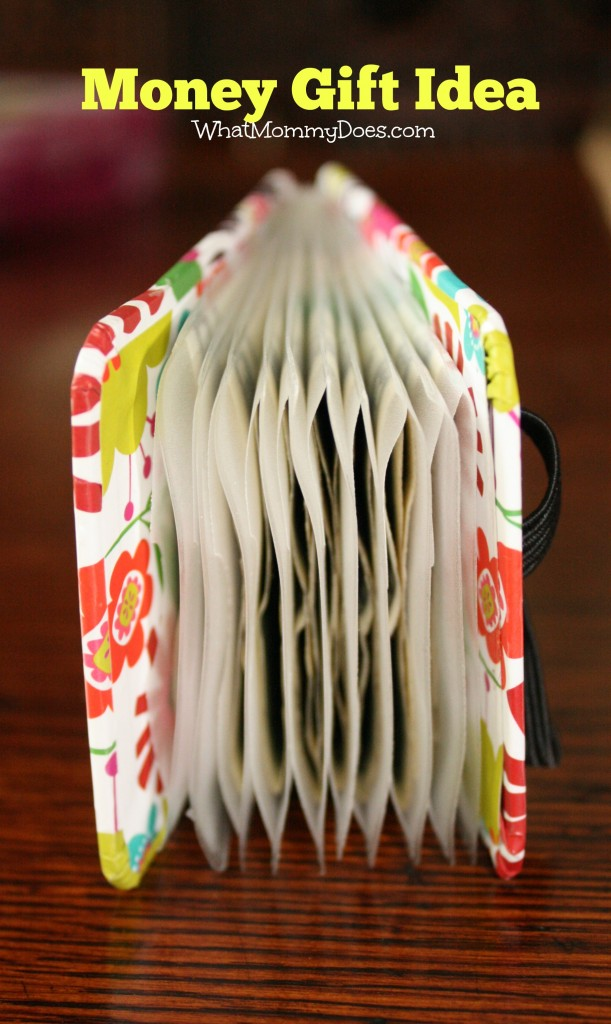 Awesome creative Christmas money gift idea