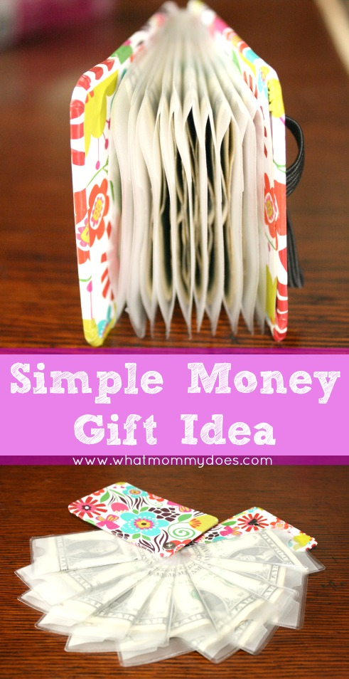 Cute creative money gift idea perfect for christmas for Cool ideas to make money