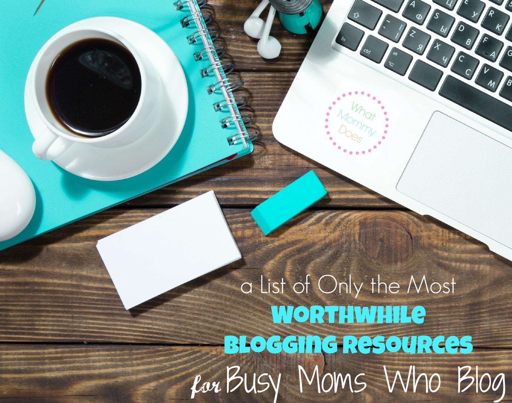 The best blogging resources around