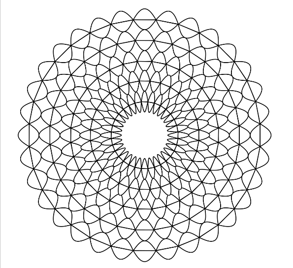 how to make your own mandala coloring pages for free online what