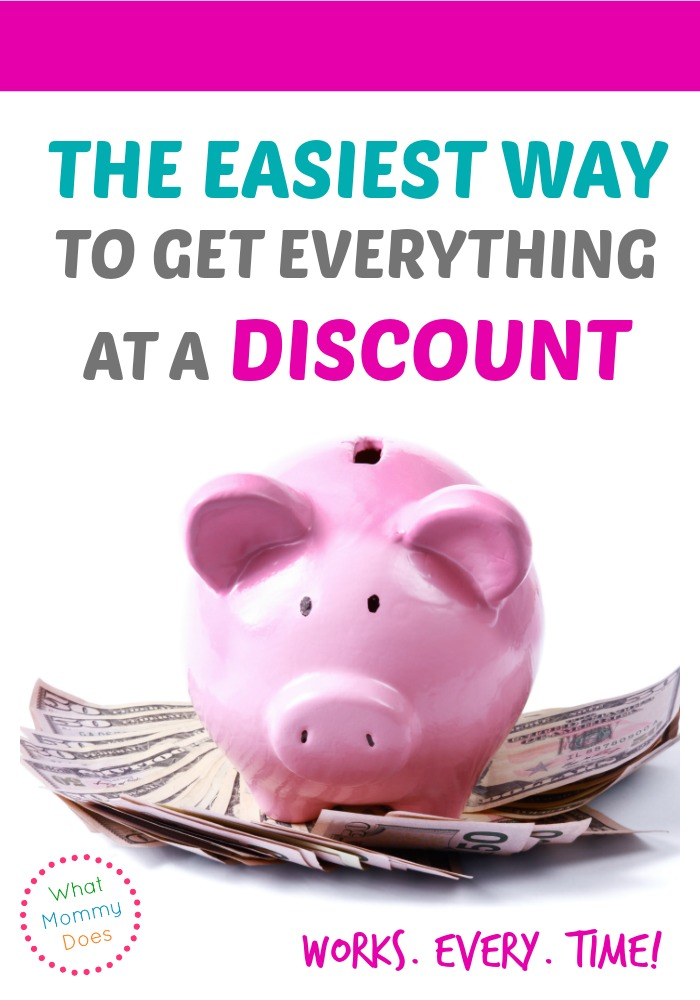 easiest way to get everything at a discount 2