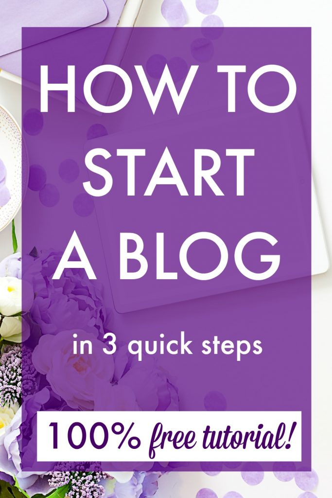 I've been wanting to learn how to start a blog to make extra money for a long time!!! You HAVE to read this of blogging for income is something you wanna try! I don't want to blog for fun - I want a blog that makes money. This blogger explains the set up process in a way that's easy to follow. You can even download the free printable step-by-step tutorial or have it emailed ot you if you're short on time. So glad I found this!