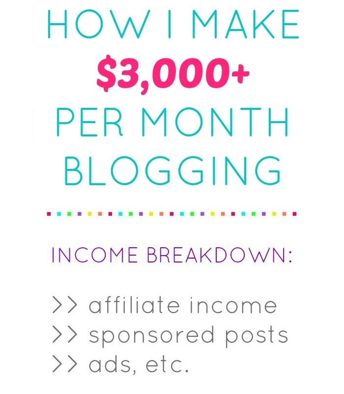 For anyone interested in learning how I make money blogging, here's my July 2015 blog Income Report. I hope it inspires you to know some people earn a good bit of extra money for their families by blogging and gives you an idea of what is possible. It includes my thoughts on the income breakdown - passive vs active earnings.
