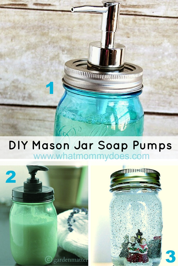 mason jar soap pumps2