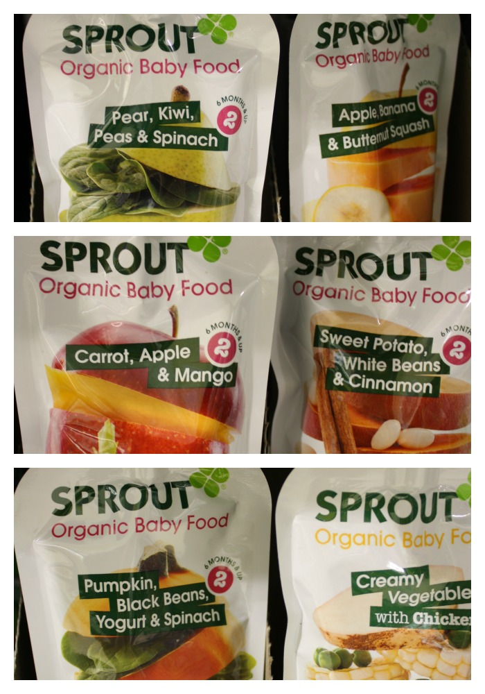 sprout collage