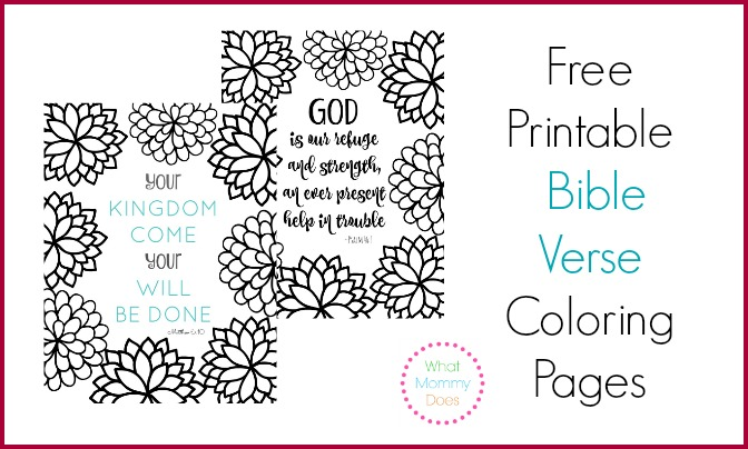 image relating to Free Printable Bible Verses named Totally free Printable Bible Verse Coloring Web pages with Bursting