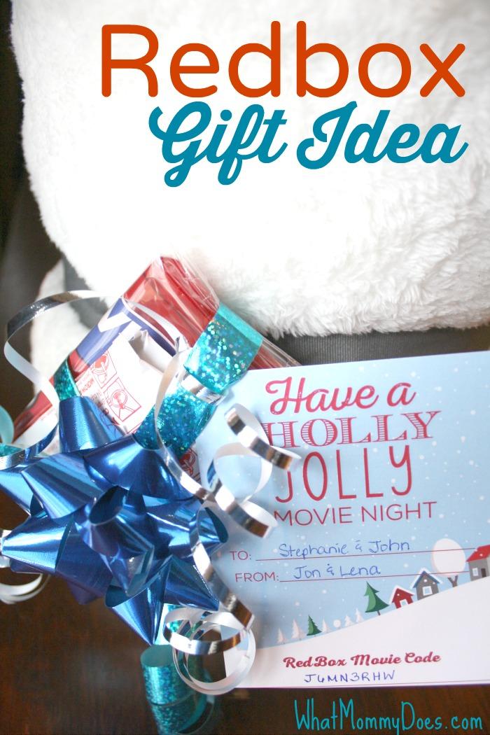 redbox gift idea hero