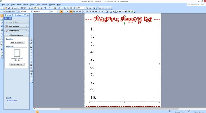 step_8_-_fill_in_the_text_box_adjust_size_and_color_of_font_as_needed_create_lines_with_an_upper_case_dash