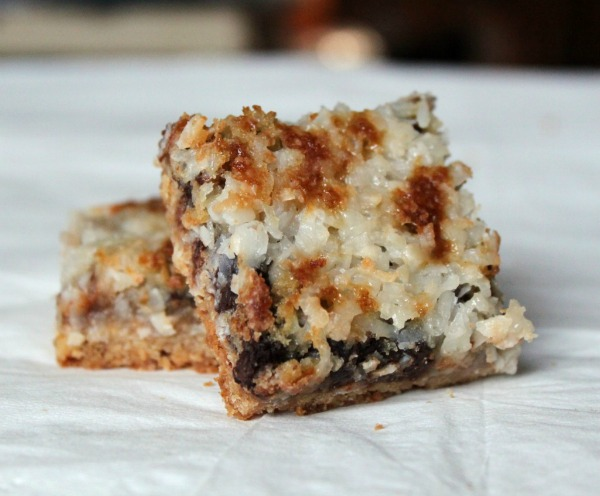 Coconut Dream Bars from 52 Kitchen Adventures