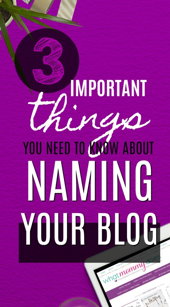 This post gave me the answers I've been looking for!! I've wanted to start blogging for as long as I could remember because I know it's a great way to make extra money in my free time….but I keep getting stuck on picking a blog name! This blogger explains how to name your blog and she also teaches how to make money blogging. What a great resource! | blog name ideas, how to choose a lifestyle blog name, money making blog ideas