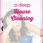 A Crazy Easy Way to Clean Your House – a Guide for Lazy People