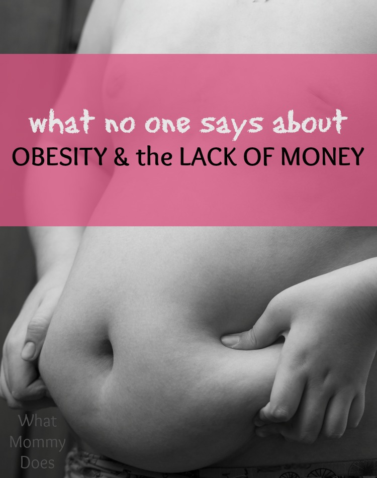 obesity and money