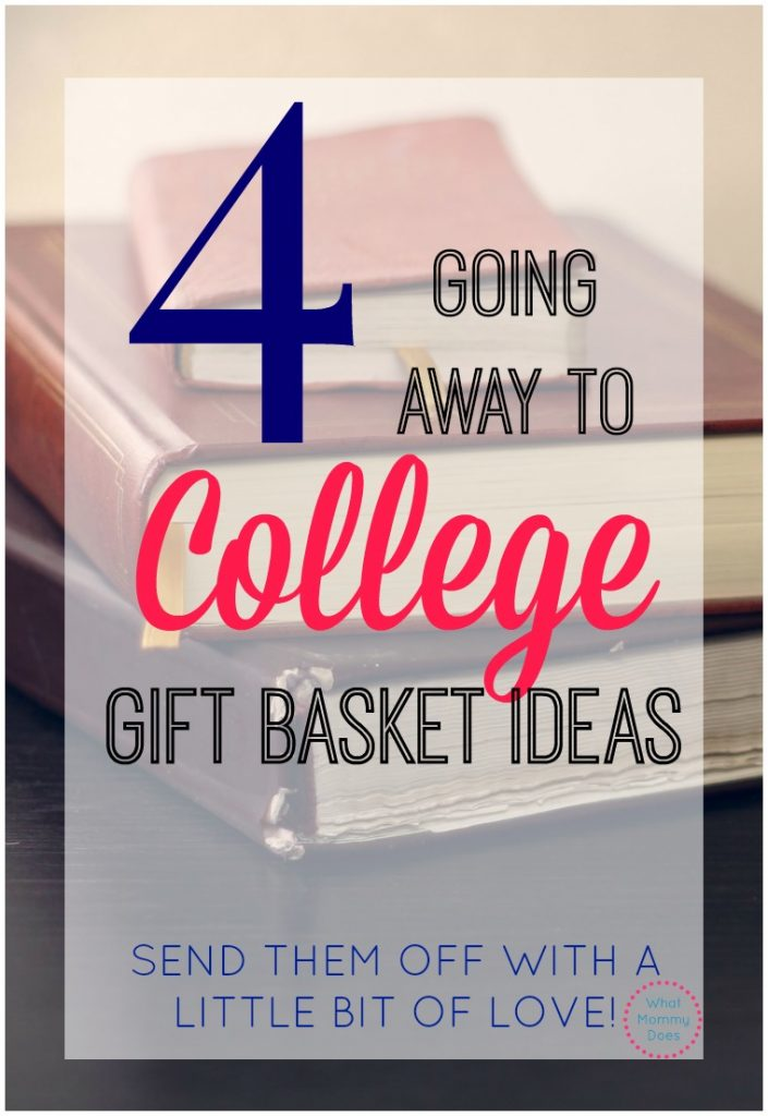 4 Back To College Gift Box Ideas What Mommy Does
