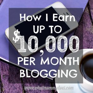 Income Reports – See Detailed Monthly Blog Earnings