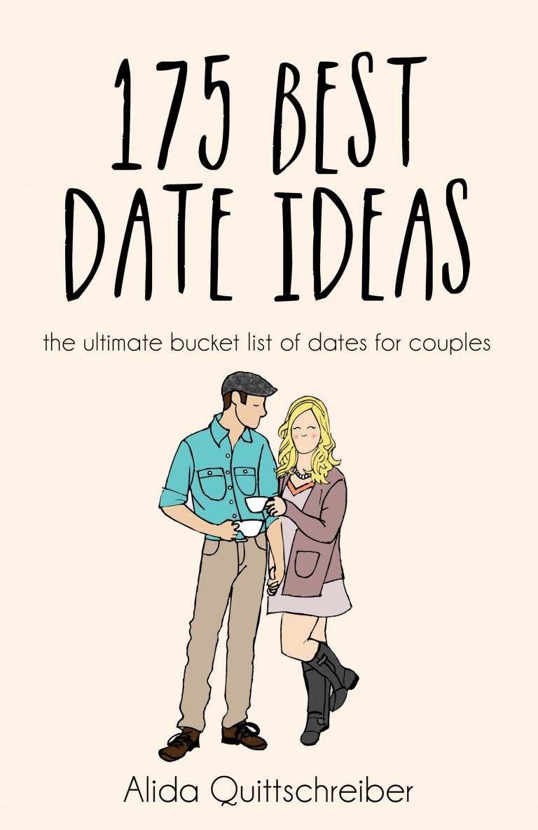 My husband and I always feel more connected after a great date night. If you NEVER want to run out of date night ideas, you have to read this book! It's good for a marriage when the parents go out on regular dates.