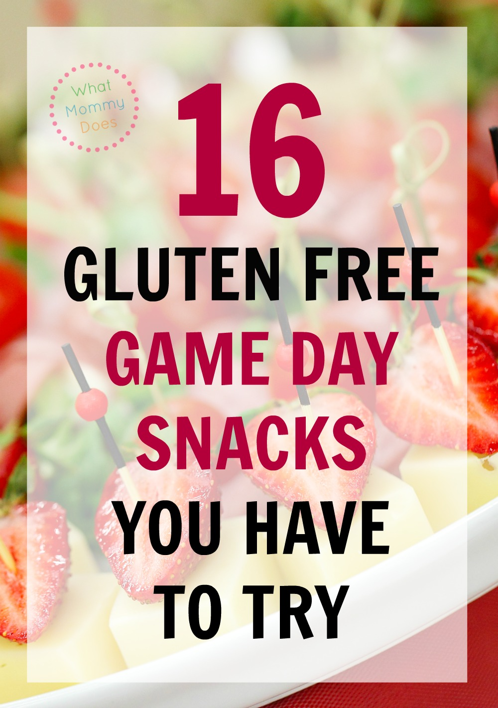 You have to try these healthy game day snacks at your next game day party. Being gluten free has never been so fun!!! | game day, the big game, March Madness, gluten free snack ideas, gluten free appetizers