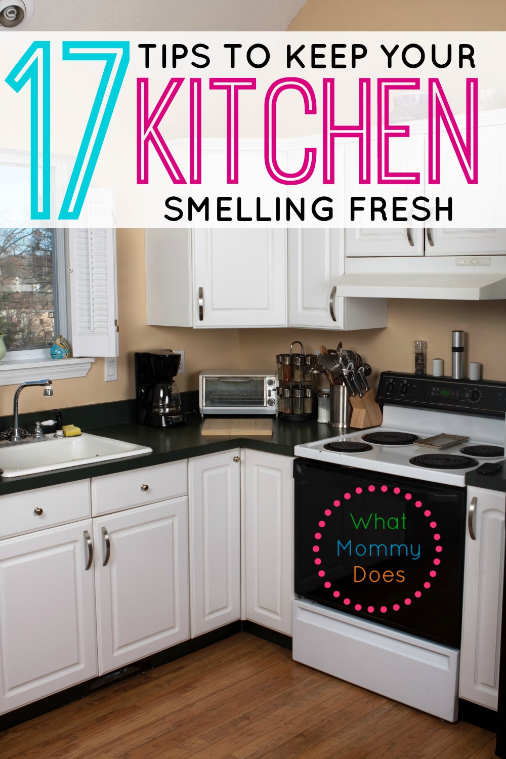 How To Get Smell Out Of Kitchen Cabinets