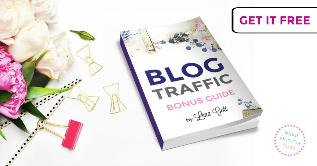 free blog traffic bonus guide