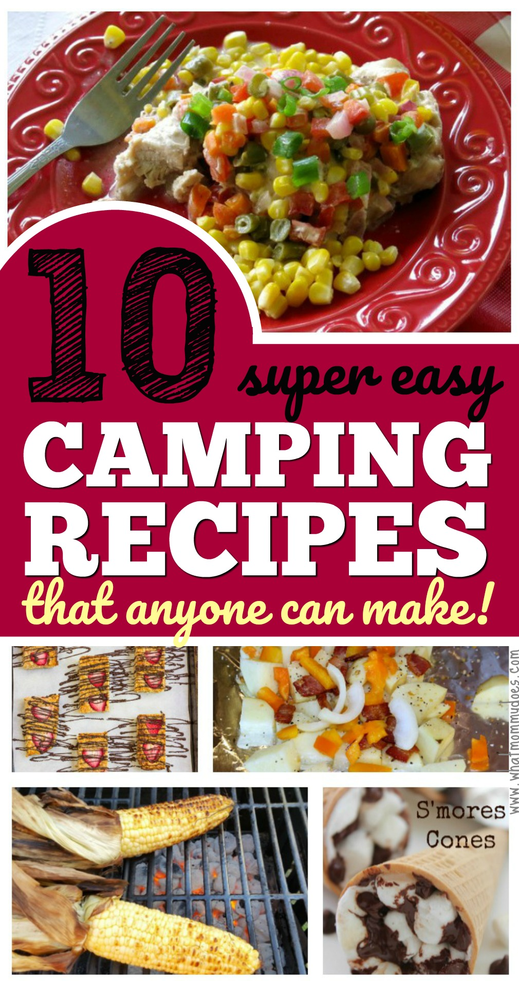 10 Of The Best Campfire Food Recipes Easy Meal Ideas For Your